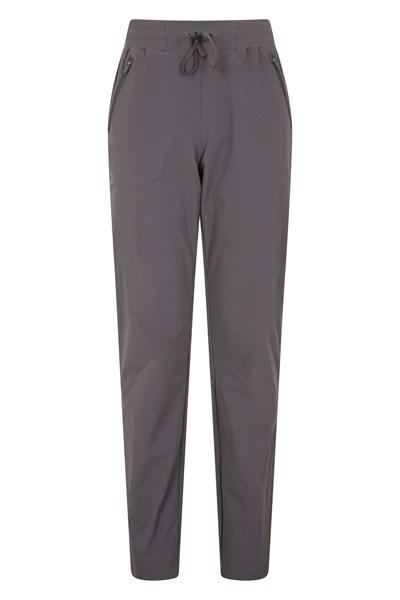 Explorer Womens Short Trousers - Grey