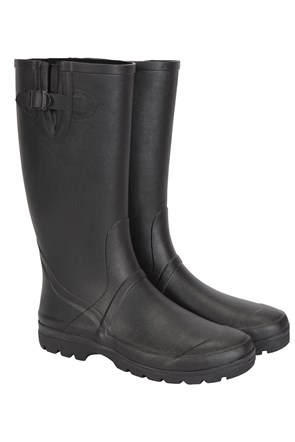 Mens Rubber Wellies