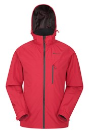 Trail Extreme Stretch Panel Mens Waterproof Jacket