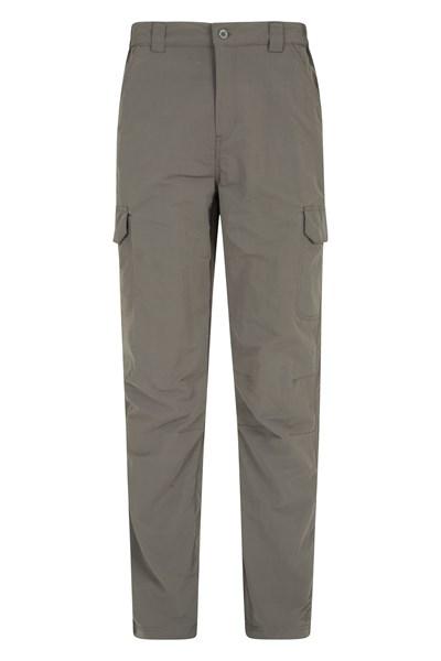 Navigator Mens Anti-Mosquito Trousers - Grey
