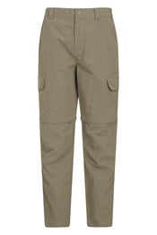 Navigator Mens Anti-Mosquito Zip-Off Trousers