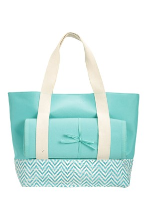 Beach Bag Mat & Pillow