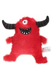 Neon Sheep Monster Plush Toy