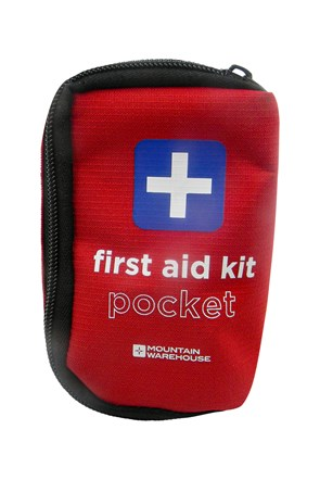 Pocket First-Aid Kit