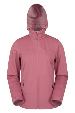 Exodus Womens Lightweight Softshell Jacket
