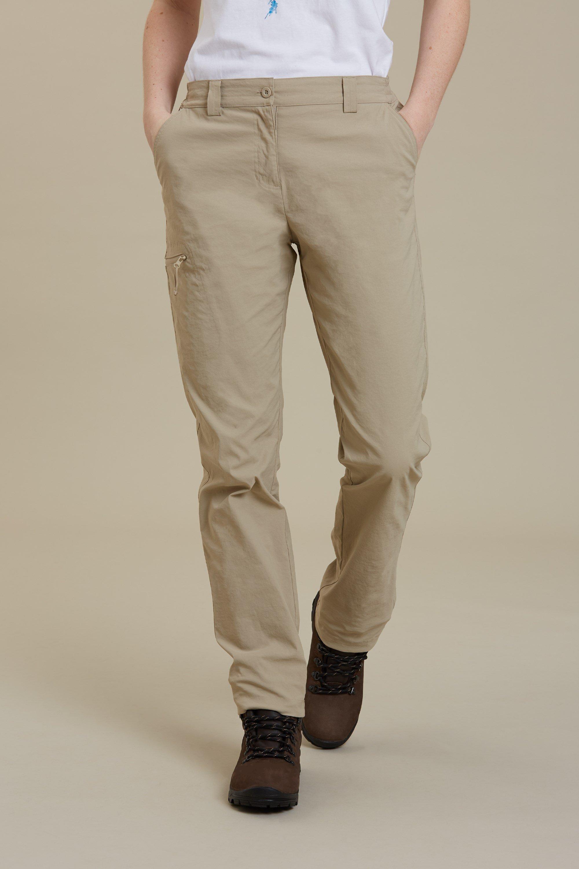 Hiker Stretch - spodnie damskie - Beige