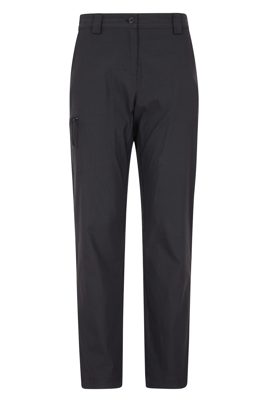 Hiker Stretch - spodnie damskie - Black