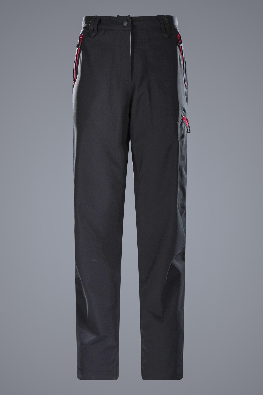 Inca Tech - wodoodporne spodnie damskie - Black