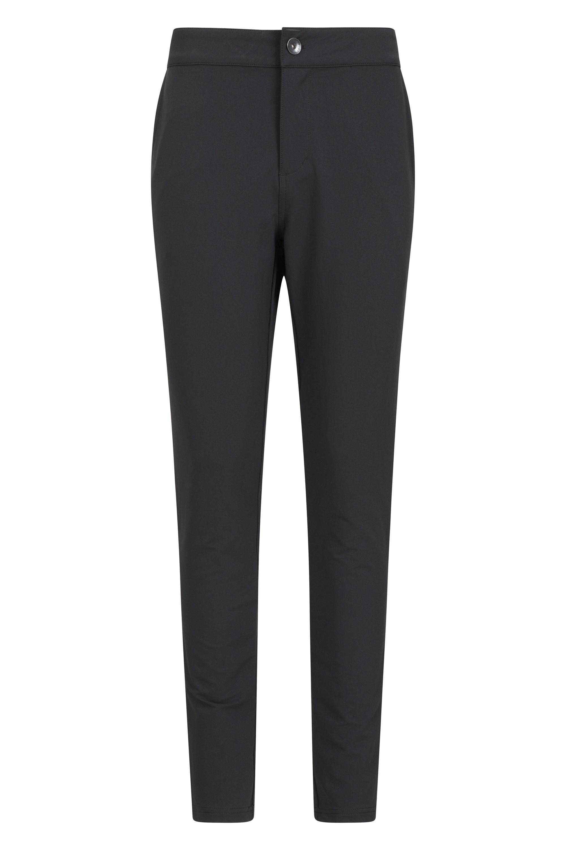 Superslim Stretch - spodnie damskie - Black