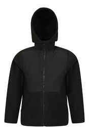 Bolt Kids Full-Zip Fleece Hoodie