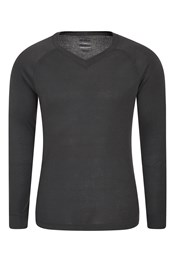 Talus Mens V-Neck Baselayer Top