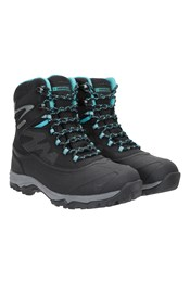 Piste Basher Ultra Grip Womens Waterproof Snowboots