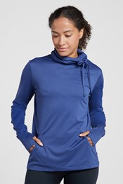 Breeze Recycled Yarn Womens Midlayer