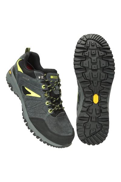 Thunder Extreme Mens Waterproof Vibram Shoes - Grey