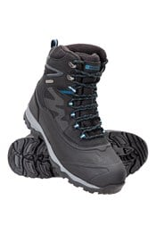 Piste Basher Mens Waterproof Snow Boots