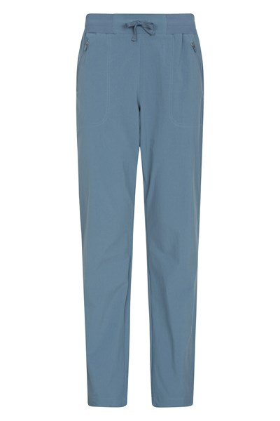 Explorer Womens Trousers - Blue