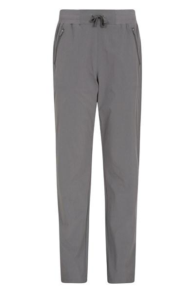 Explorer Womens Trousers - Grey