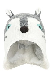 Wolf Character Kids Hat