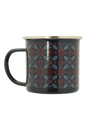 Fairisle Enamel-Tasse - 500ml