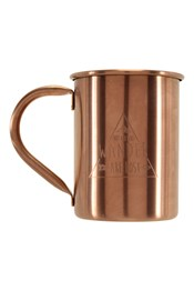 400ml Copper Mug - Not All Who Wander