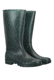 Splash Womens Printed Wellies