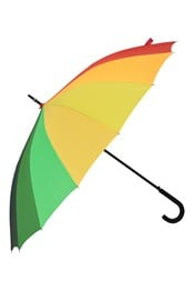 Large Rainbow Umbrella