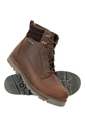 Makalu Extreme Mens Waterproof Leather Boots