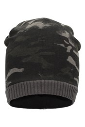 Camouflage Mens Beanie