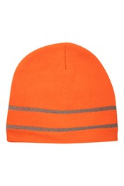 Active Reflective Mens Beanie