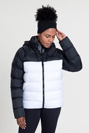 Charge Womens Padded Bomber Jacket