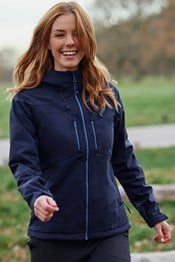 Helsinki Womens Recycled Softshell Jacket