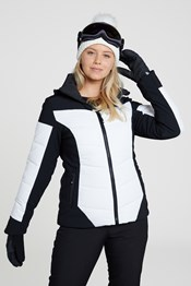 Resort Womens Padded Ski Jacket
