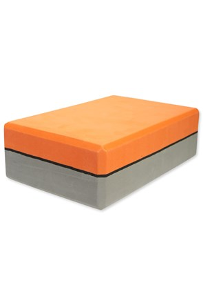 Contrast-Colour Yoga Block