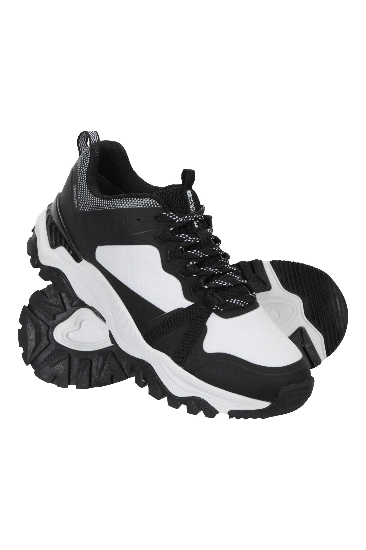Mountain Warehouse Wms  Pace Rival Waterproof Vibram Womens Running Shoe In