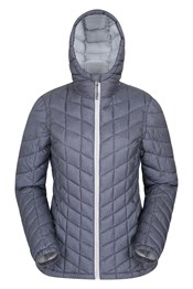 Speed Womens Padded Jacket