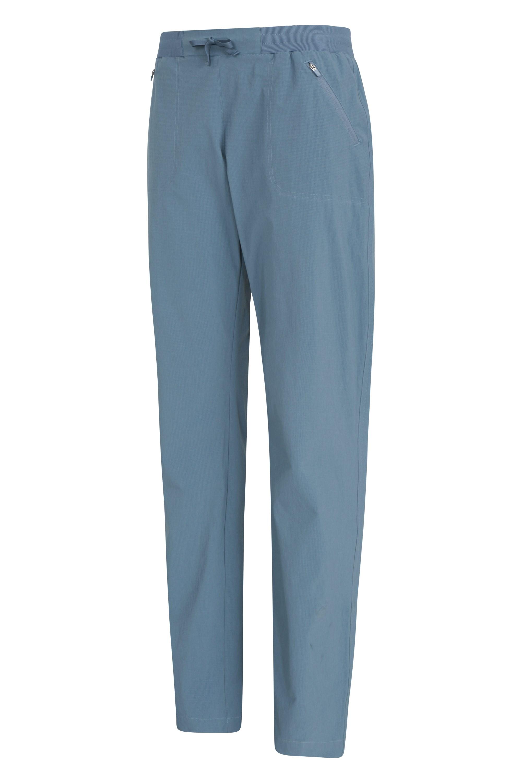 Mountain Warehouse Wms Breeze Linen Blend Womens Trouser Trousers
