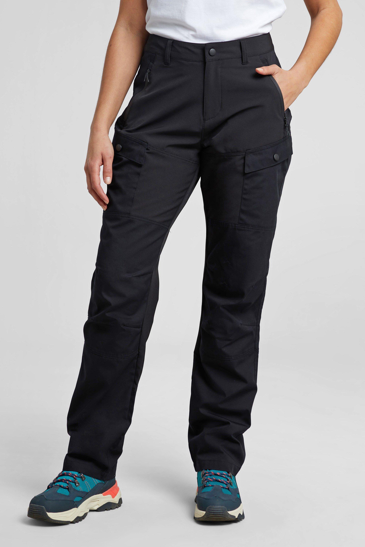 Expedition Hybrid - spodnie damskie - Black