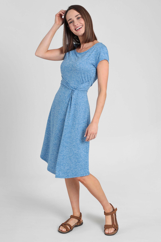 Spirit Recycled - sukienka damska - Blue