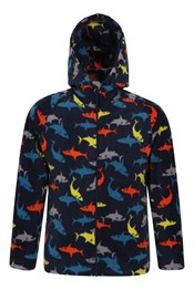 Pursuit Printed Kids Hoody