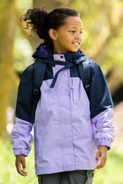 Climb Kids 3-in-1 Waterproof Jacket
