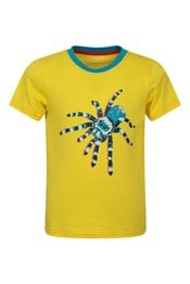 Tarantula Organic Cotton Kids T-Shirt