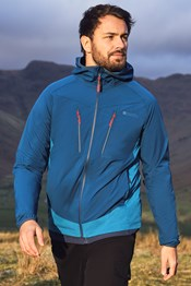 Ambit Mens Lightweight Softshell Jacket