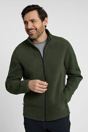 Relic Mens Recycled Full-Zip Fleece Jacket