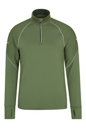 Control Mens Half-Zip Midlayer
