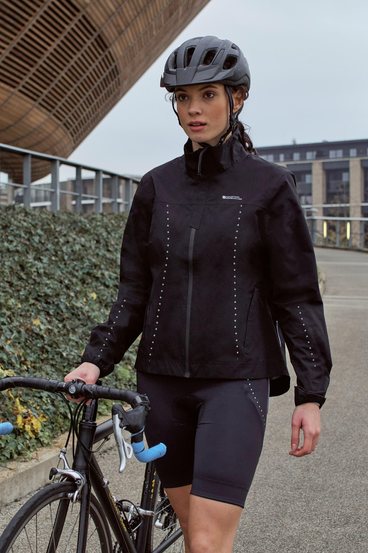 Pro 2.5 Layer - damska kurtka rowerowa - Black