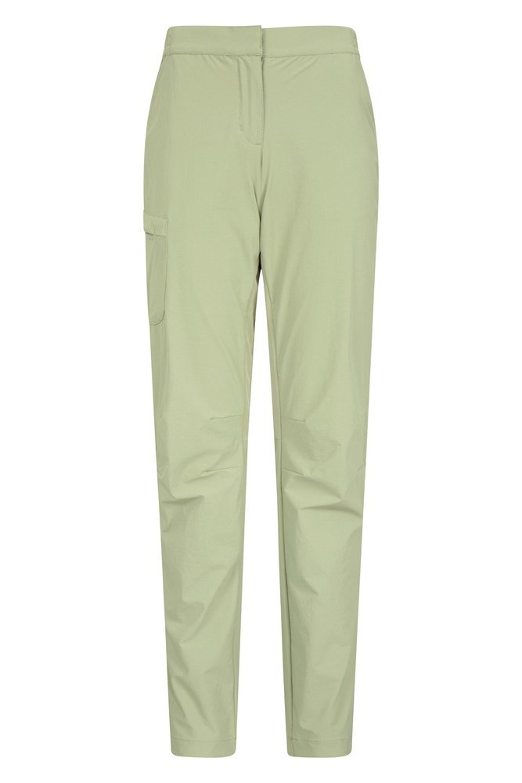 Pinnacle Walking - spodnie damskie - Green