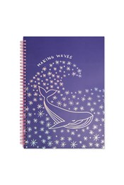 Neon Sheep Star Gazer A4 Ring Bound Notebook
