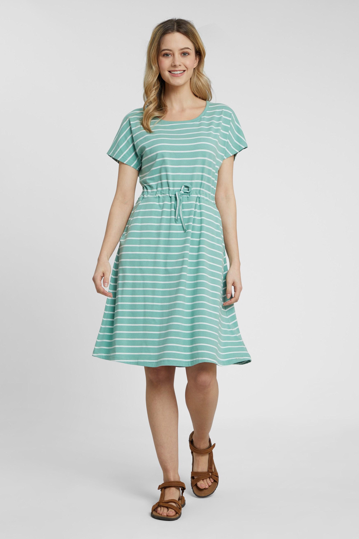 Breeze - sukienka damska - Green