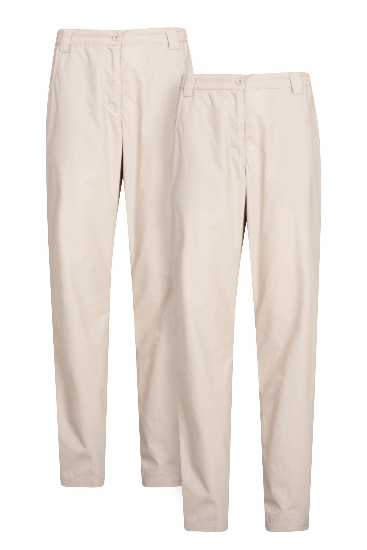 Quest  Multipack - spodnie damskie - 74cm - Beige