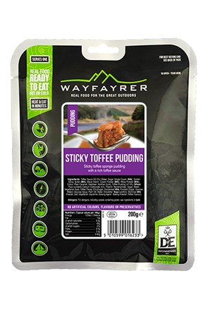 Wayfayrer Sticky Toffee Pudding